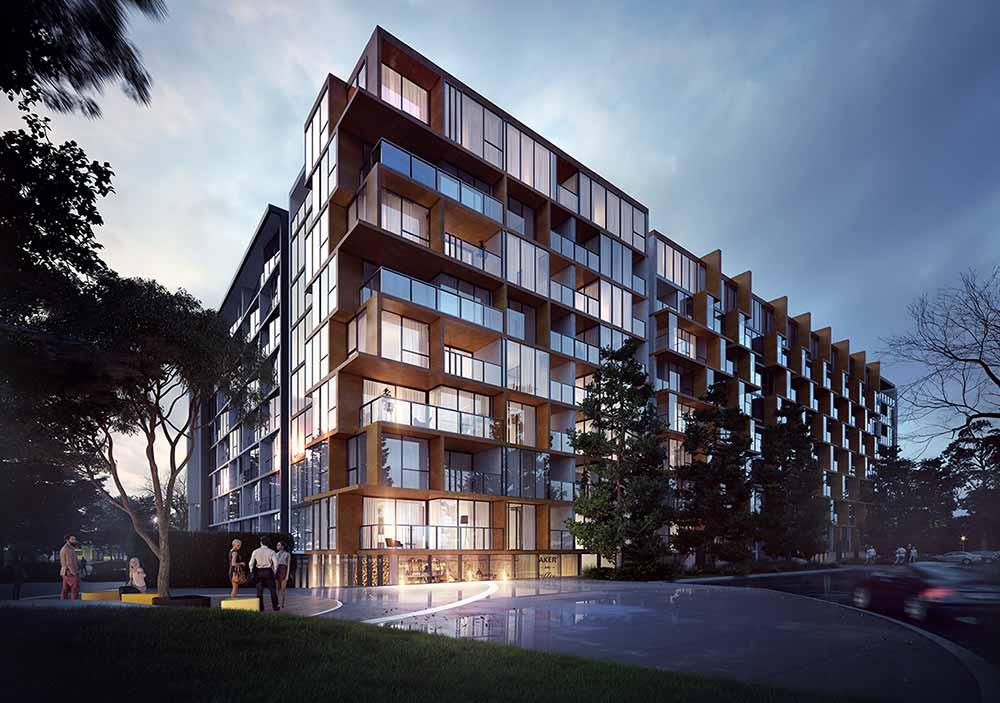 Midnight Apartments